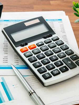 калькулятор услуг – фото